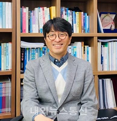 박찬배 교수(철도운전시스템전공) (사진=한국교통대학교 제공)